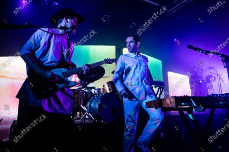Hot Chip - Al Doyle and Owen Clarke