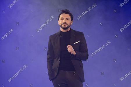 Editorial picture of Willy Rovelli show, Theatre de la Cite, Nice, France - 29 Nov 2019