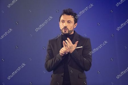 Stock Picture of Willy Rovelli