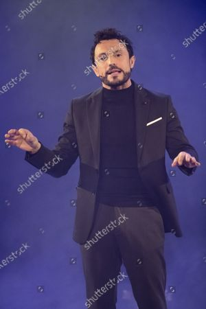 Editorial photo of Willy Rovelli show, Theatre de la Cite, Nice, France - 29 Nov 2019