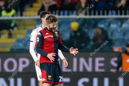 lasse schone of Genoa
