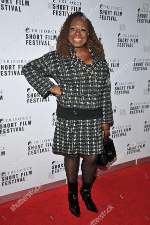Editorial image of The TriForce Short Film Festival gala ceremony, BFI Southbank, London, UK - 30 Nov 2019