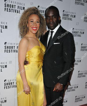 Editorial photo of The TriForce Short Film Festival gala ceremony, BFI Southbank, London, UK - 30 Nov 2019