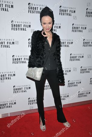 Editorial picture of The TriForce Short Film Festival gala ceremony, BFI Southbank, London, UK - 30 Nov 2019