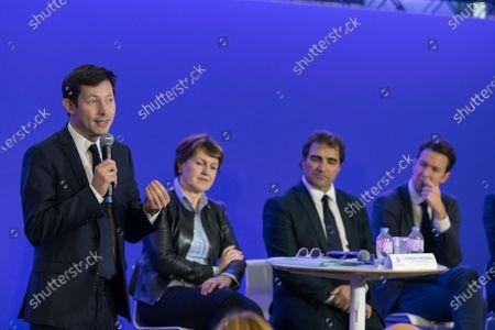 Editorial image of Les Republicains Party national council, Paris, France - 30 Nov 2019