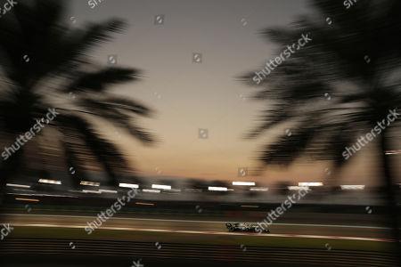 Editorial photo of Emirates F1 GP Auto Racing, Abu Dhabi, United Arab Emirates - 01 Dec 2019