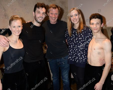 Editorial picture of The Great Bear Ballet, The Playground Theatre, London, UK - 30 Nov 2019
