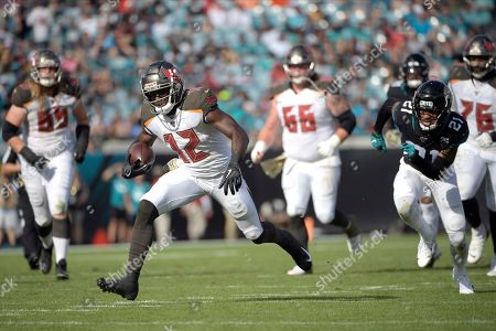 Editorial image of Buccaneers Jaguars Football, Jacksonville, USA - 01 Dec 2019