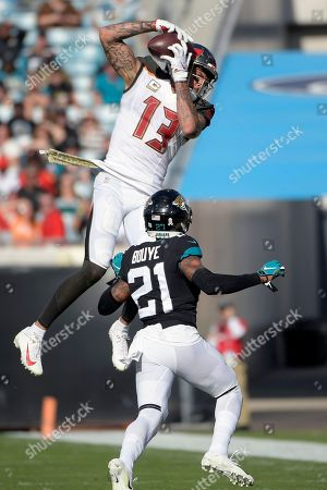 Editorial picture of Buccaneers Jaguars Football, Jacksonville, USA - 01 Dec 2019