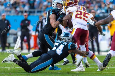 Editorial picture of NFL Football: Washington at Carolina, Charlotte, USA - 01 Dec 2019