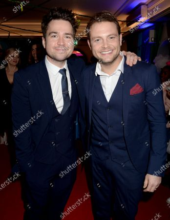 Editorial photo of British Academy Children's Awards, Arrivals, The Brewery, London, UK - 01 Dec 2019