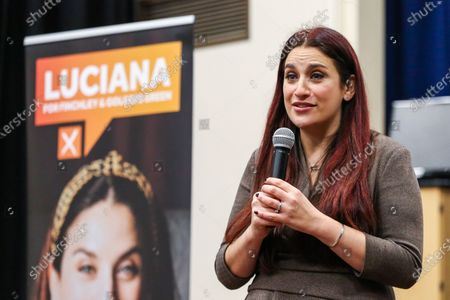 Stock Photo of Luciana Berger