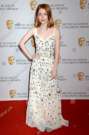 Stock Photo of Rosie Day presenter of The Short Form Award
