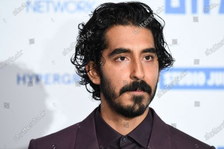Dev Patel attends the British Independent Film Awards at Old Billingsgate Market in London, Britain, 01 December 2019.