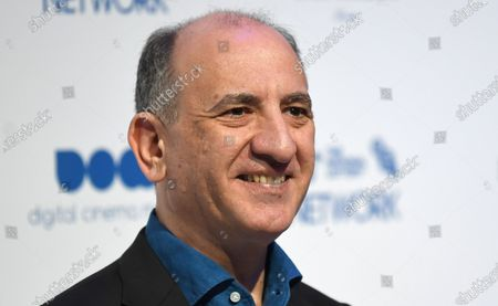 Armando Iannucci attends the British Independent Film Awards at Old Billingsgate Market in London, Britain, 01 December 2019.