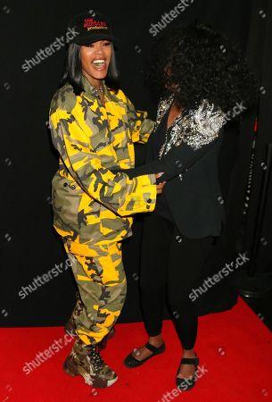 Teyana Taylor and Diana Ross