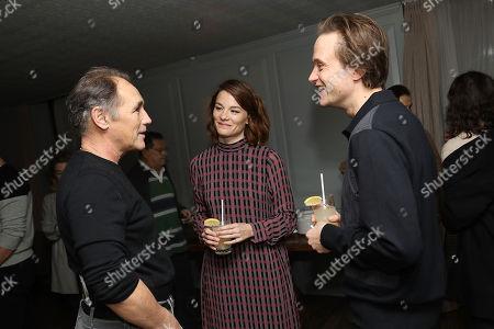 Mark Rylance, August Diehl and Valerie Pachner