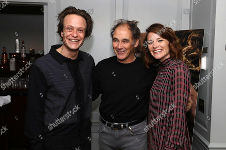 """Editorial picture of New York Tastemaker for Fox Searchlight's """"A HIDDEN LIFE"""", USA - 01 Dec 2019"""