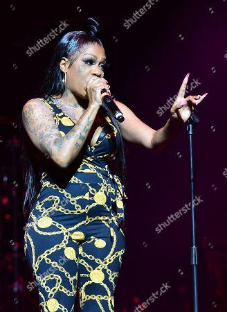 Editorial photo of Black Saturday R&B Jam, James L. Knight Center, Miami, USA - 30 Nov 2019