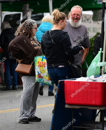 Editorial image of Randy Quaid out and about, Los Angeles, USA - 01 Dec 2019