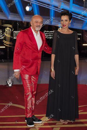Editorial photo of Bertrand Tavernier honoured, 18th Marrakech International Film Festival, Morocco  - 01 Dec 2019