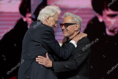 Editorial image of Bertrand Tavernier honoured, 18th Marrakech International Film Festival, Morocco  - 01 Dec 2019