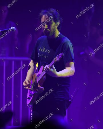 Stock Photo of Incubus - Mike Einziger