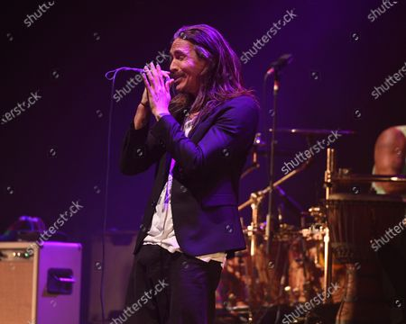 Editorial photo of Incubus in concert at Kravis Center, West Palm Beach, USA - 01 Dec 2019