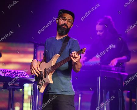 Stock Photo of Incubus - Ben Kenney