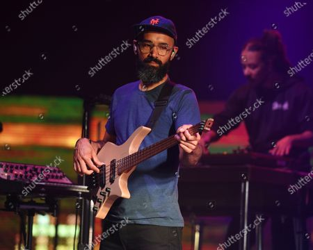 Editorial picture of Incubus in concert at Kravis Center, West Palm Beach, USA - 01 Dec 2019