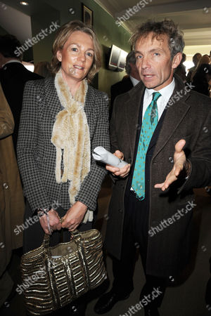 Madeleine Lloyd Webber and John Francombe