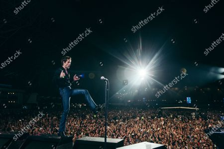Stock Image of The Killers - Brandon Flowers