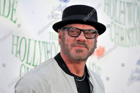 Stock Picture of US musical artist Phil Vassar arrives for the 88th annual Hollywood Christmas Parade in Hollywood, California, USA, 01 December 2019.