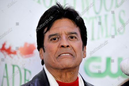 US actor Erik Estrada arrives for the 88th annual Hollywood Christmas Parade in Hollywood, California, USA, 01 December 2019.