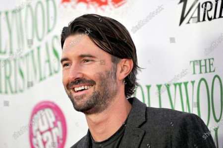 US television personality Brandon Jenner arrives for the 88th annual Hollywood Christmas Parade in Hollywood, California, USA, 01 December 2019.