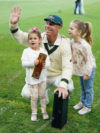 Editorial photo of Australia vs Pakistan, Adelaide - 02 Dec 2019