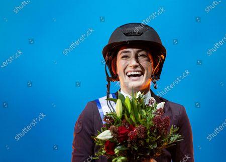 Editorial picture of Sweden International Horse Show, Solna, Sweden - 01 Dec 2019