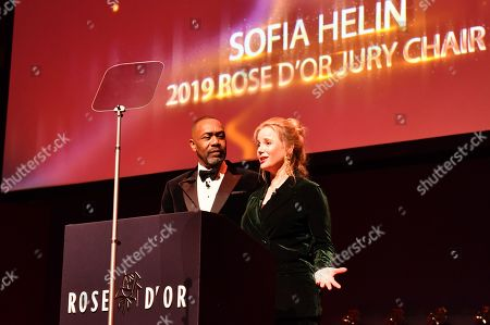 Editorial picture of Rose d'Or 2019, Kings Place, London, UK - 01 Dec 2019