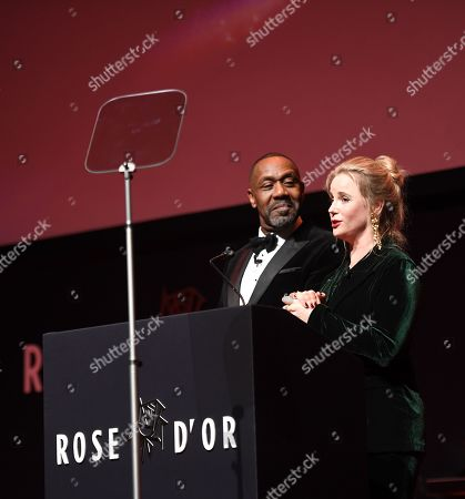 Editorial photo of Rose d'Or 2019, Kings Place, London, UK - 01 Dec 2019