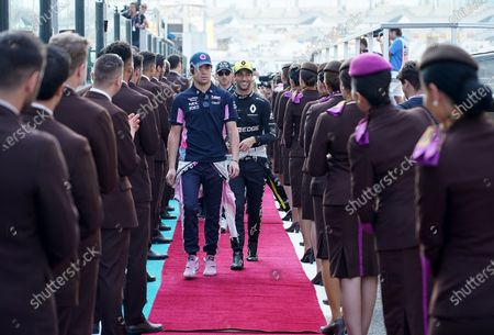 Editorial photo of Abu Dhabi Grand Prix, United Arab Emirates - 01 Dec 2019