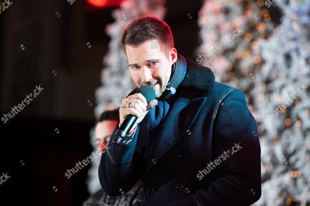 Editorial photo of The 88th Annual Hollywood Christmas Parade, Los Angeles, USA - 01 Dec 2019