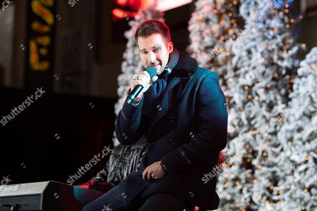 Editorial image of The 88th Annual Hollywood Christmas Parade, Los Angeles, USA - 01 Dec 2019