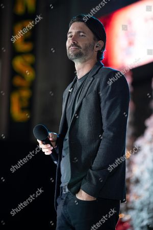 Stock Photo of Brandon Jenner