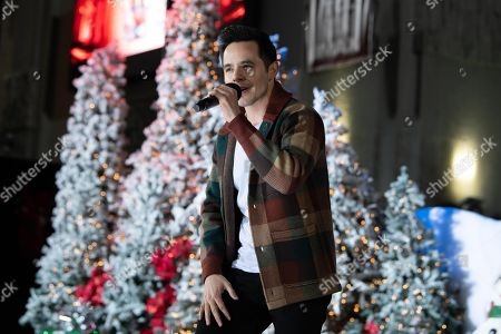 Editorial picture of The 88th Annual Hollywood Christmas Parade, Los Angeles, USA - 01 Dec 2019