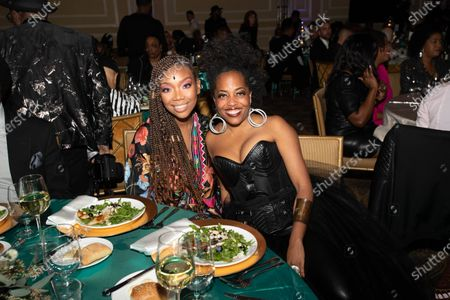 Brandy and Rhonda Ross Kendrick