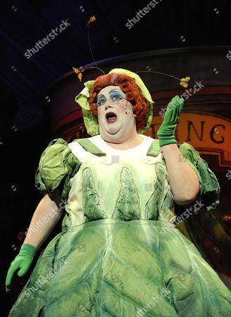 'Jack and the Beanstalk' - Martyn Ellis (Mother)