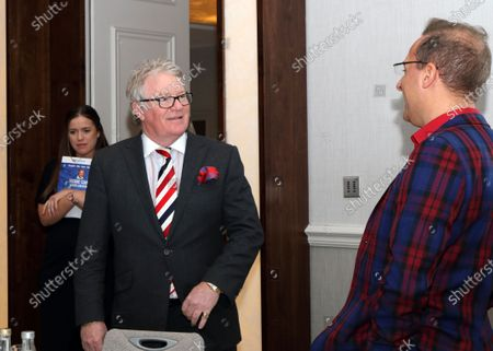 Editorial image of Freddie Starr tribute luncheon, London Marriott Hotel Regents Park, London, UK - 01 Dec 2019