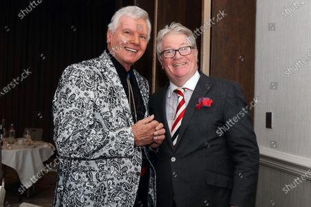Stock Picture of Jess Conrad, Jim Davidson