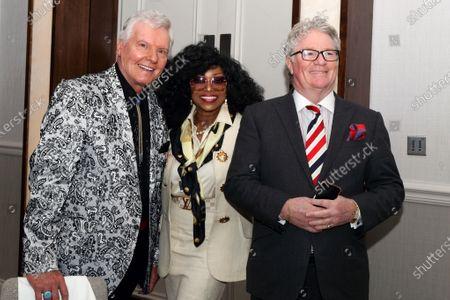 Editorial picture of Freddie Starr tribute luncheon, London Marriott Hotel Regents Park, London, UK - 01 Dec 2019
