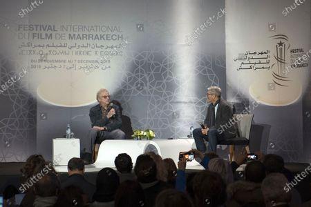 Editorial photo of 18th Marrakech Film Festival, Morocco - 01 Dec 2019